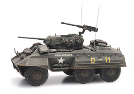 M8 Light Armored Car 6x6 Artitec 387.388 Hand Painted 1/87 Ready Made