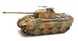Panther Ausf A Zimmerit Artitec 387.156 Painted 1/87 Finished Model