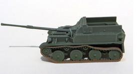Soviet ASU-57M Assault Gun Trident 87185 New 1/87 Resin Kit Unfinished