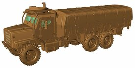 Oshkosh MTVR Mk. 27 Long WB, Armored Cab Arsenal-M 224200161 Plastic 1/87 Kit