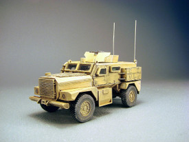 Cougar H 4x4 MRAP Personnel Carrier Trident 87120 Resin 1/87 Kit Unfinished