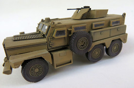 Cougar HE 6x6 MRAP Personnel Carrier Trident 87136 Resin 1/87 Kit Unfinished
