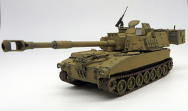 M109A6 Paladin US Army Trident 87199 Resin 1/87 Kit Unfinished