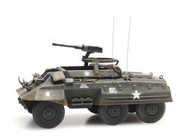 U.S. M20 Scout Car Artitec 387.389 Finished Painted 1/87 Scale Model