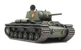 Russian KV-1 Heavy Tank Artitec 6870333 Resin 1/87 Finished Painted Model