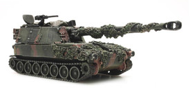 M109A2 U.S. Army Camouflaged Artitec 6870152 Finished 1/87 Combat Ready
