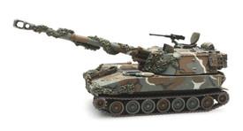 M109 A2 MERDC Artitec 6870123 Finished 1/87 Scale Combat Ready Model