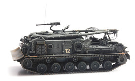 M88 ARV Forest Green, Artitec 6870247 New 1/87 Scale Finished Painted Model