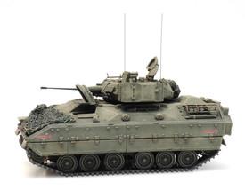 US ARMY M2 Infantry Fighting Vehicle BRADLEY Artitec 6870263 Finished 1/87 Model