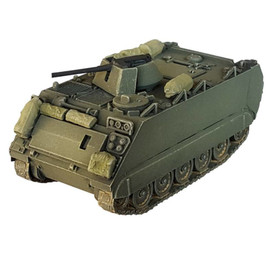 M113, ACAV, Armored Personnel Vehicle AlsaCast 8775.169 Resin 1/87 Unfinished Kit