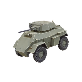 Humber Mark IV Armored Car AlsaCast 8775.214 Resin 1/87 Scale Kit Unfinished