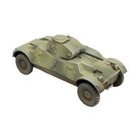 Pansarbil m/39 Swedish Armored Car AlsaCast 8775.216 Resin 1/87 Scale Kit