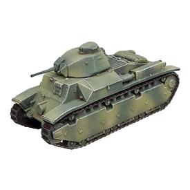Char D2 AMX4 Medium Tank AlsaCast 8775.217 Resin 1/87 Scale Kit Unfinished