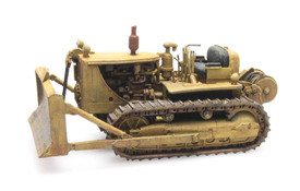 Caterpillar D7 Bulldozer Artitec 387.339 Painted 1/87 Scale Finished Model