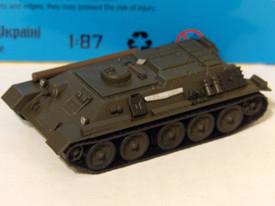 Russian T-34 ARV AMA Models 600058 Plastic 1/87 Scale Finished Model