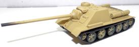 SU-100 Self Propelled Tank Destroyer AMA Models 505, Plastic 1/87 Finished Model