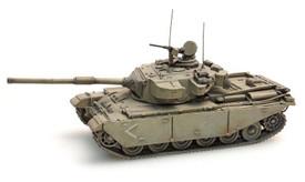 Centurion Mk 5 Israeli Army IDF Artitec 387.15 Resin 1/87 Finished Model