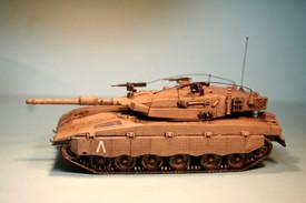 Merkava III IDF Arsenal-M 227100021 Plastic 1/87 Kit Unfinished Kit