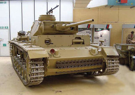 Panzer III, SdKfz 141/1 Ausf. L Trident 87082 Resin 1/87 Kit Unfinished