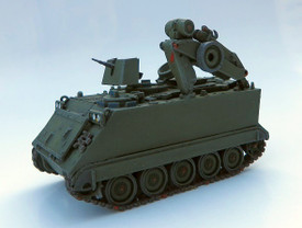IDF, M113 Fitter ARV Trident 87159 Resin 1/87 Scale Kit Unfinished