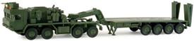 """Faun SLT 50-3 8x8 Tank Transporter, """"Elefant"""" Arsenal-M 211200009 Plastic Kit"""