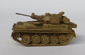 British FV 101 Scorpion Trident 87126 Resin 1/87 Scale Kit Unfinished