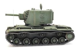 Russian KV-2 Heavy Tank Artitec 6870381 Resin 1/87 Finished Painted Model