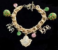 A Alpha Ivy  Legacy Bracelet