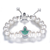 IVY HEIRLOOM PEARL BRACELET