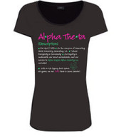 Alpha Theta Shirt