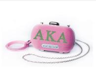 Custom Alpha Kappa Alpha Bluetooth Mini Clutch Speaker