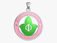 The Phi - Alpha Kappa Alpha Homecoming Medallion