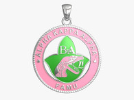 The Beta Alpha - Alpha Kappa Alpha Homecoming Medallion