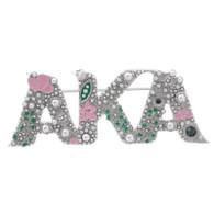 Victorian Bejeweled AKA brooch