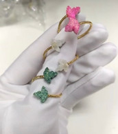 New Martha's Vineyard Collection- Adjustable Double Ivy Vine ring