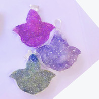 New Martha's Vineyard Collection- Ivy shaped Druzy Pendant.
