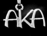 Alpha Kappa Alpha Letter Charm