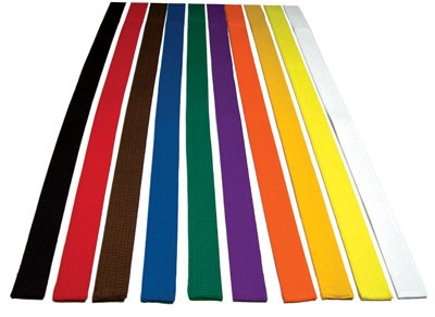 100% cotton.Double wrap belts