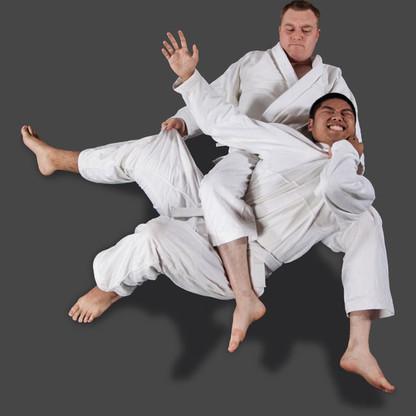 Tiger Claw Jiu-Jitsu Uniform