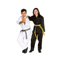 Medium Weight 100% Cotton Traditional Karate Uniform