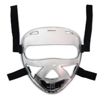 The clear Dyna face shield is lighter than the standard steel cage and offers more peripheral vision. It is extremely durable in impact testing and air vents allow for easier breathing and no fogging. Scratch resistant. Fits Dyna heads in all sizes except x-small and xx-large. The Dyna face shield is designed only for the Dyna Head.