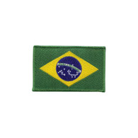 Brazilian Flag Patch