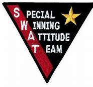 """SWAT"" Team Patch"