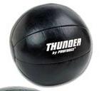 ProForce Thunder Leather Medicine Ball