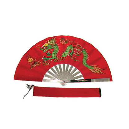 Tiger Claw Dragon Fan