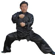 100% silk Kung Fu Gi