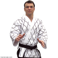 Elite Diamondback Hapkido Uniform Top