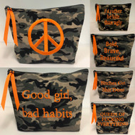 Camo Pouch Collection
