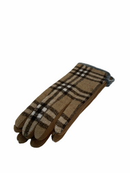 Burberry Print Gloves