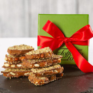 Milk Chocolate Almond Toffee - 1/2 pound